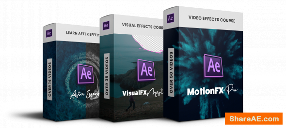 MotionFX Pro Video Effects Course 2020 - FlatpackFX