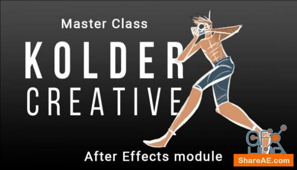 Master Class After Effects Module - Sam Kolder