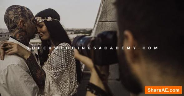 Full Wedding Video Masterclass - Super Weddings Academy
