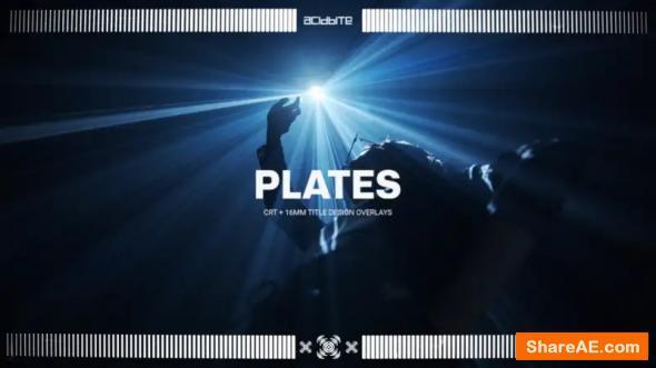 Plates - AcidBite