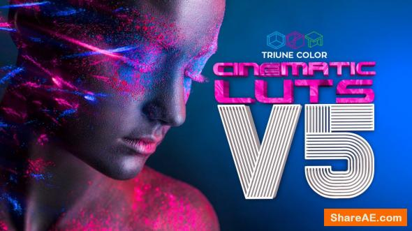 Triune Color: Cinematic LUTs v5