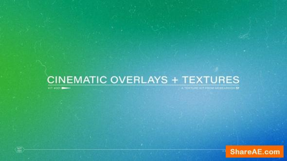 Cinematic Texture Kit.001 - Keyfr.me