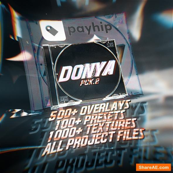 DONYA pack.2 - Payhip