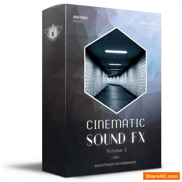 Cinematic Sound FX 2 - Ghosthack