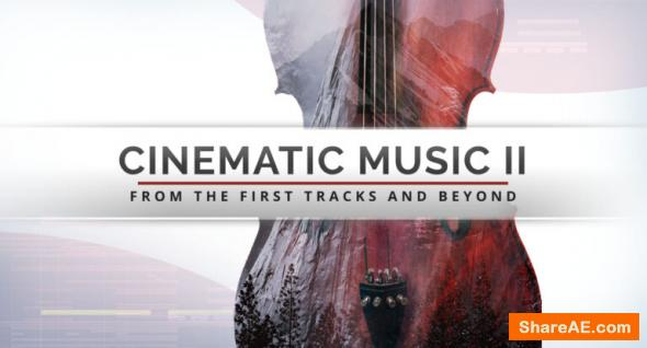Cinematic Music II: From The First Tracks and Beyond - Evenant