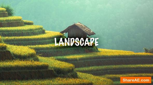 Landscape Creative LUT presets