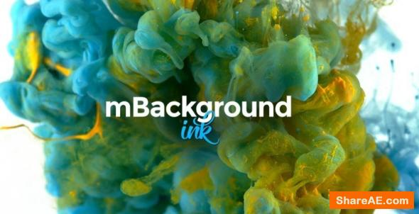 mBackground Ink - 4K Background and Compositing Elements - Motionvfx