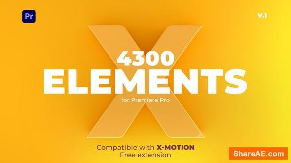 Videohive X-Elements | Premiere Pro