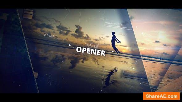 Videohive Trailer Opener