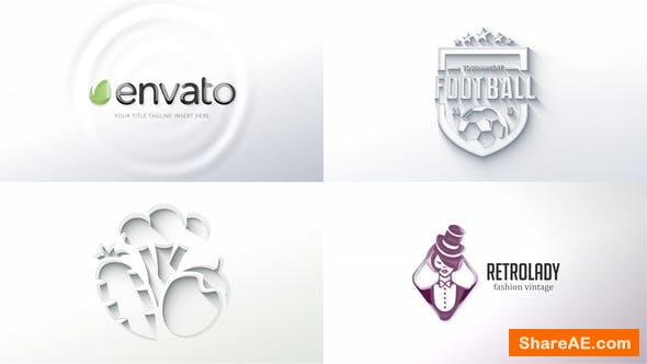 Videohive Bright Logo Opener