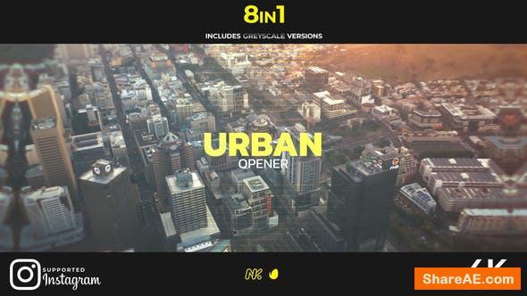 Videohive New Urban Opener