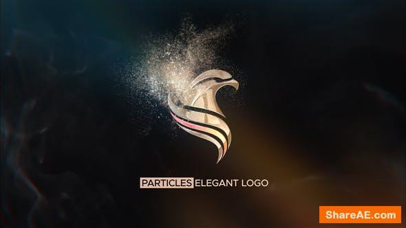 Videohive Particles Elegant Logo