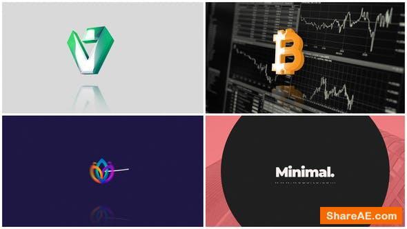 Videohive Minimal Logo Reveal v2