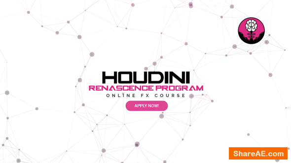 Houdini Renascence Program Vol 1 - The VFX School