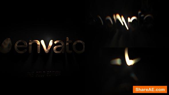 Videohive Gold Luxury Logo