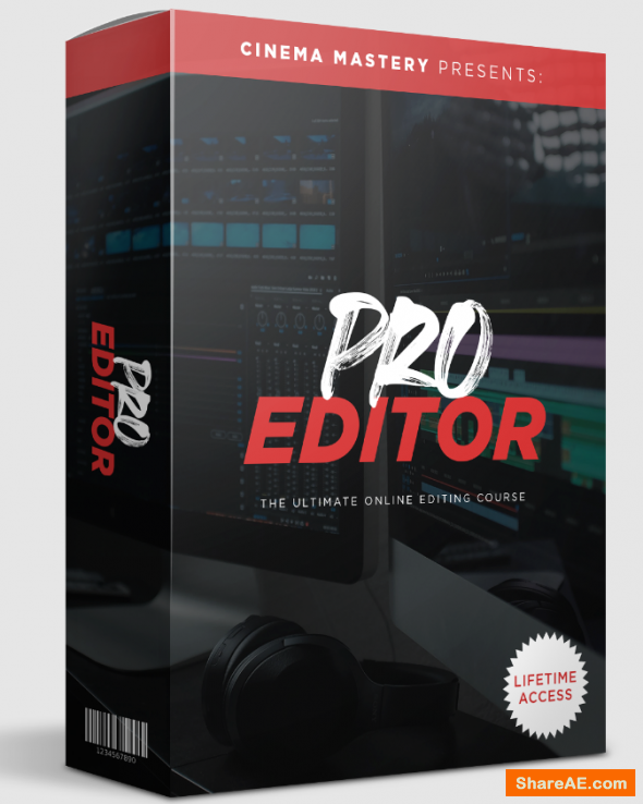 The Complete Editing Course For Videographers & Filmmakers By Eric Thayne - Cinemamas ...