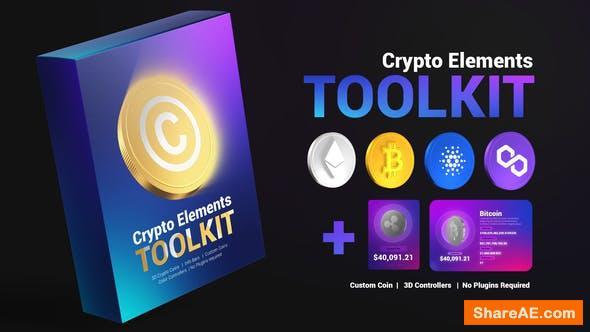 Videohive Crypto Elements Toolkit