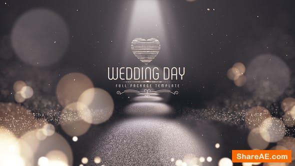 Videohive Wedding Day 22214341