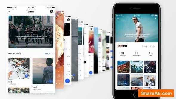 Videohive App Promo 21565073
