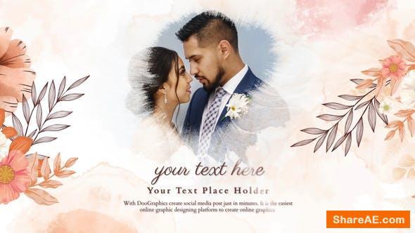Videohive Wedding Slideshow 33800900