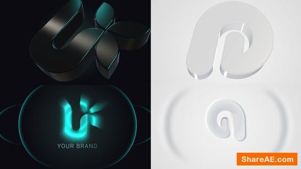 Videohive Elegant 3d logo reveal 29150935