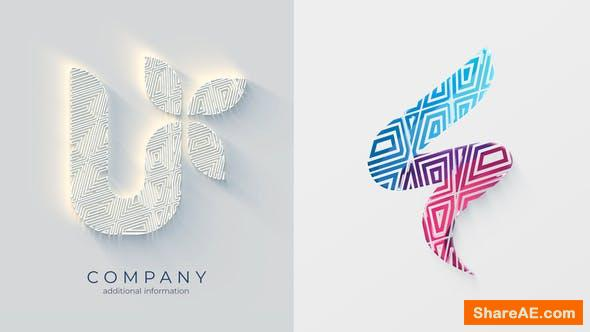 Videohive Simple 3D Logo Reveal 31340036