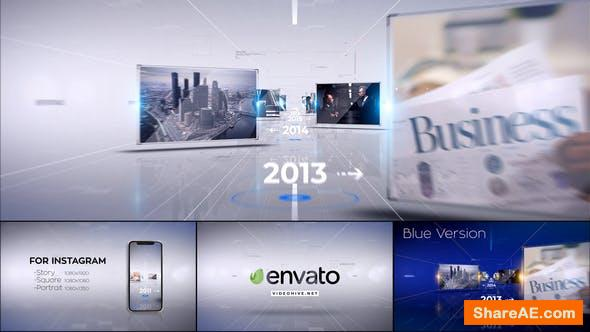 Videohive Clean Logo Intro 29219070