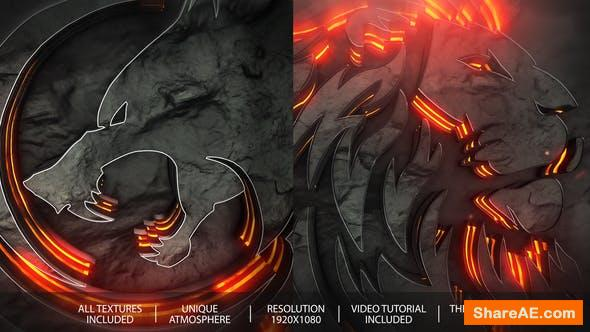 Videohive Dark Epic Logo Reveal And Trailer 34154878