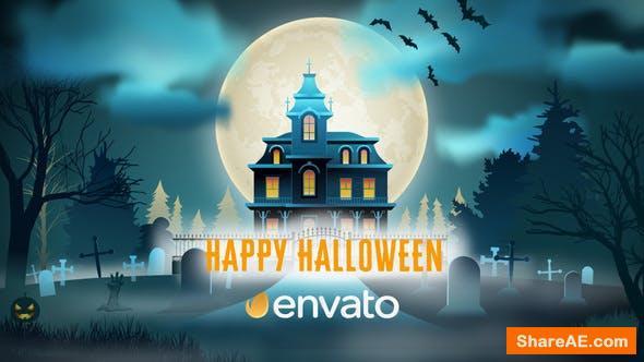 Videohive Happy Halloween 34131340