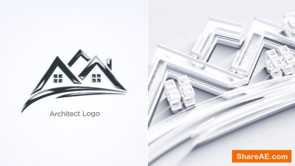 Videohive Light 3D Logo Reveal 33666596