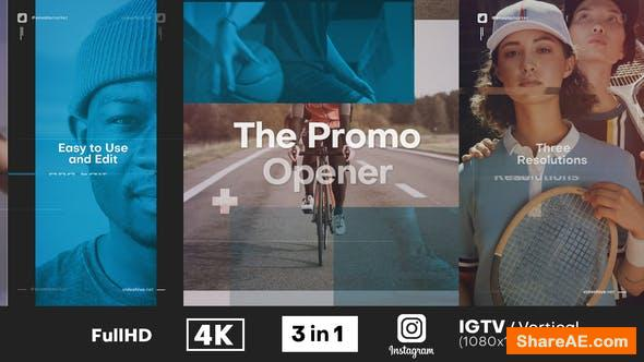 Videohive The Promo Opener 31724144